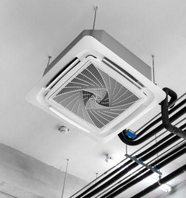 Le dépoussiérage pour une ventilation sûre