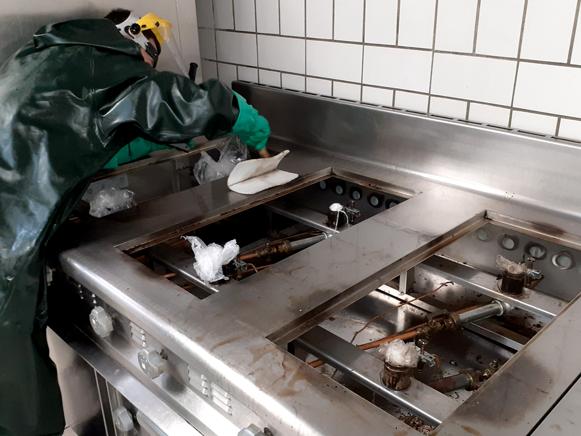 Avant Kitchen Deep Cleaning®